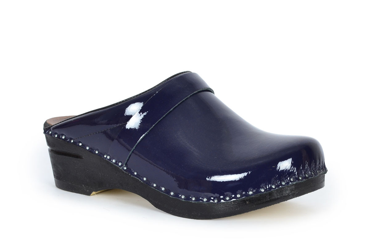 Chef Dark Blue Patent