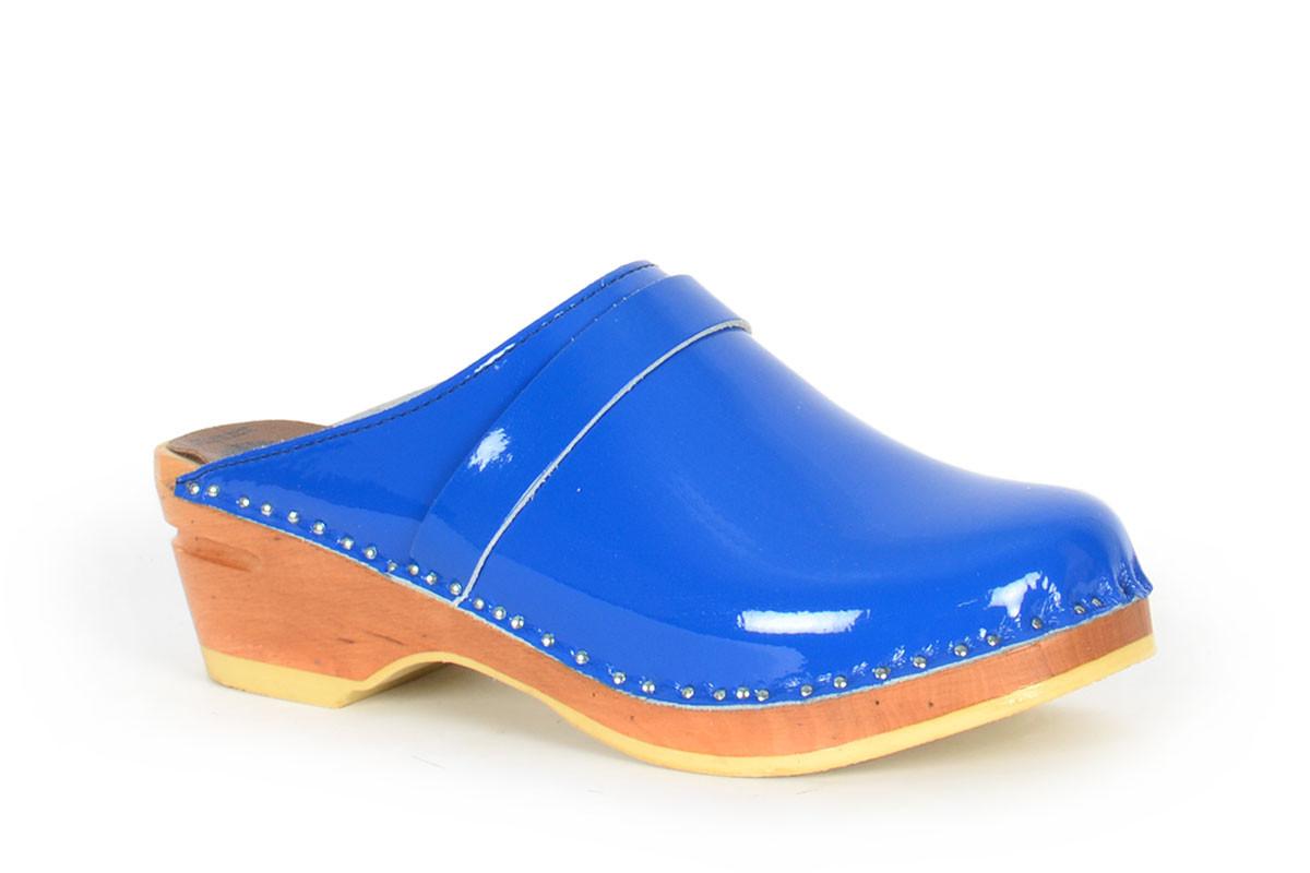 Da Vinci Royal Blue Patent