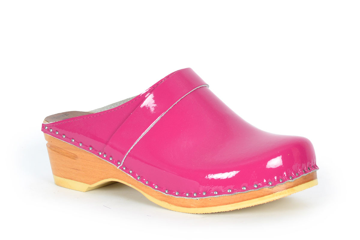 Da Vinci Pink Patent