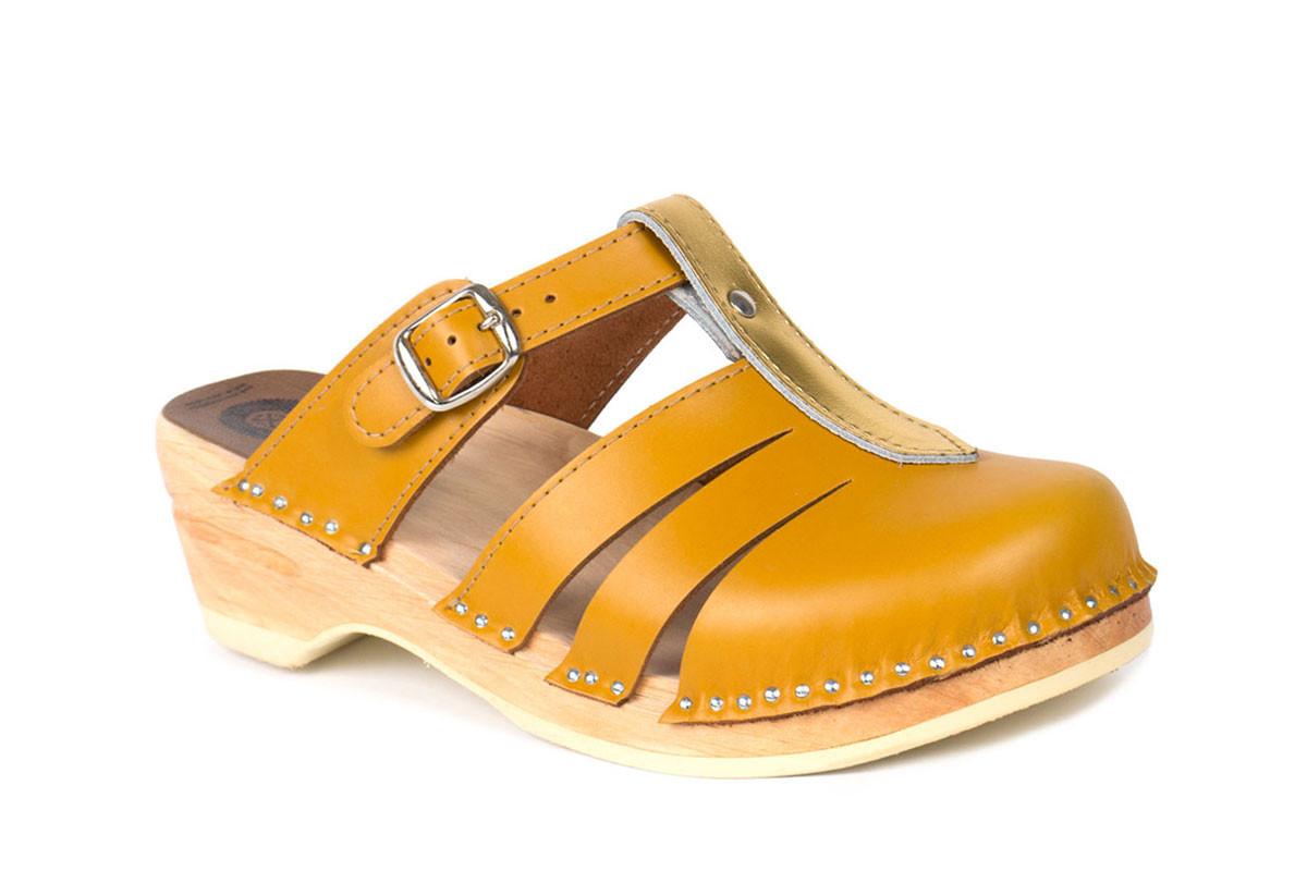 Mary Jane Yellow/Gold