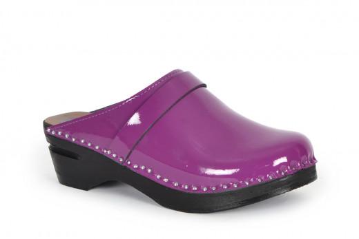 Da Vinci Purple-Black