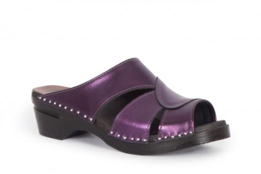 Mariah Purple Metallic