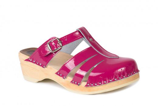 Mary Jane Pink Patent